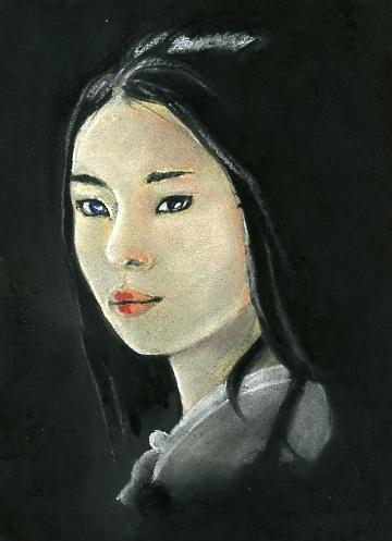 Zhang Ziyi por Mayumi